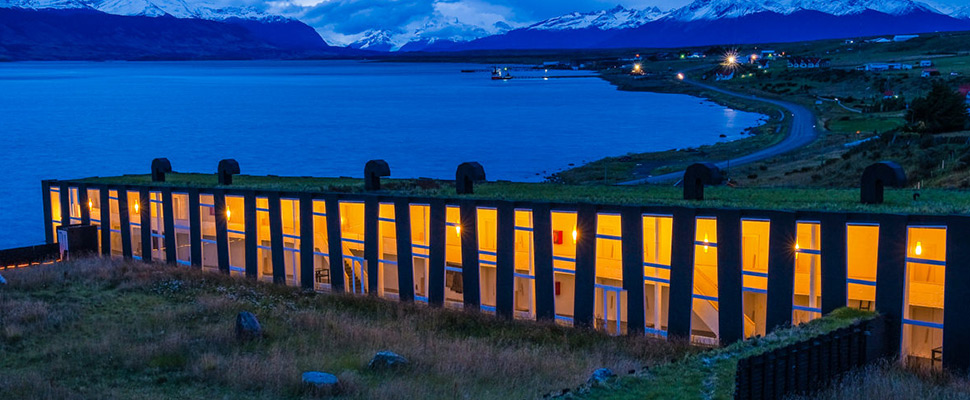 Remota Hotel (Magallanes and Antarctica, Chile)