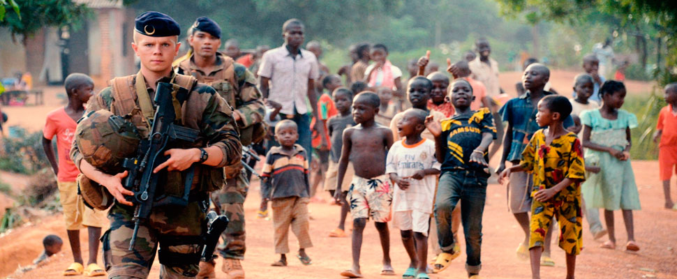 Genocide threats in the Central African Republic