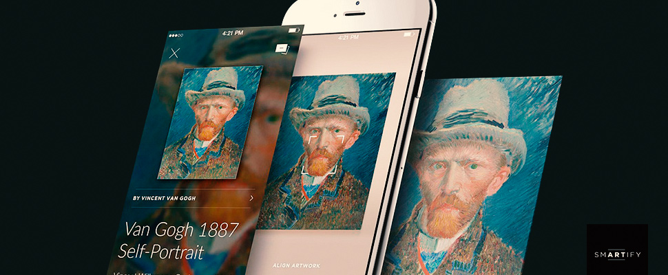 Smartify: your favorite artworks at your fingertips