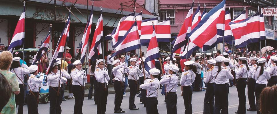 Costa Rica: Un país sin ejército desde hace 69 años