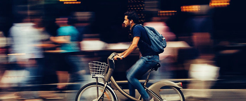 How popular are bikes in Latin America?
