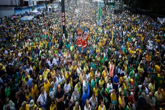 South of Brazil seeks independence
