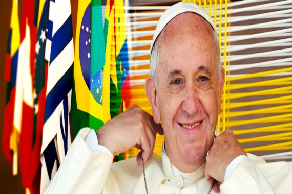 Pope Francis: Latin America is hope