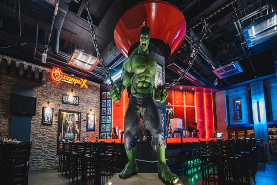 Mexico City: what are the coolest themed restaurants?