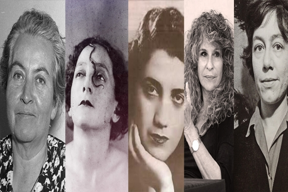 Latinamerican Poetry: Female voices that marked history