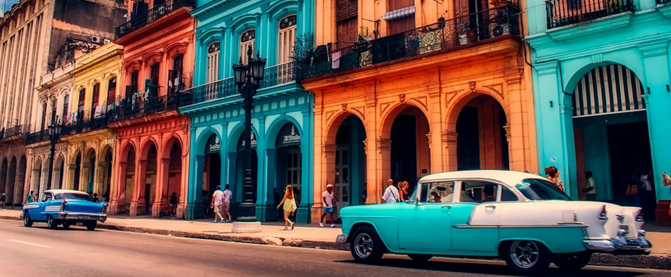 Visit Cuba, be the luckiest person in the world