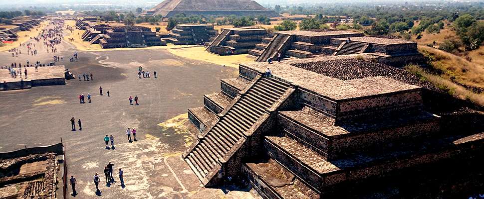 Teotihuacán's underground mysteries