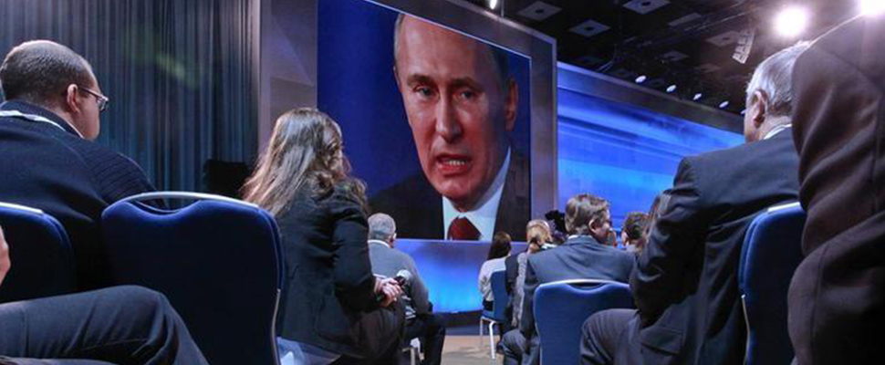 'Foreign agent' media law in Russia: A threat to free speech?