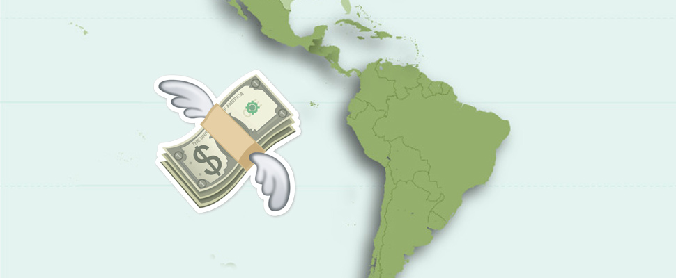 Latin America: how was the minimum wage increased for 2018?