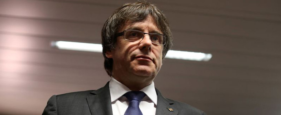 Carles Puigdemont won. Photographer: Jasper Juinen/Getty Images